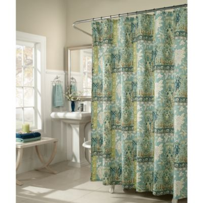 M. Style Spice Trade Shower Curtain