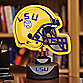 Louisiana State University Neon Helmet Lamp