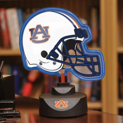 Auburn University Neon Helmet Lamp