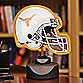 University of Texas Neon Helmet Lamp