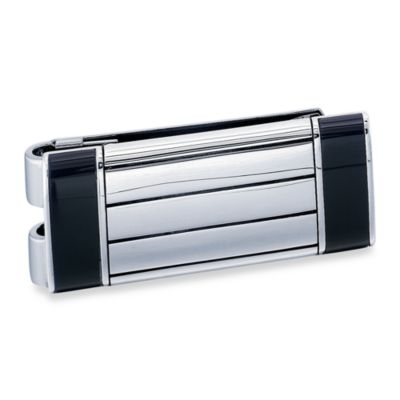 J. Goodman™ Sterling Silver w/Onyx Money Clip