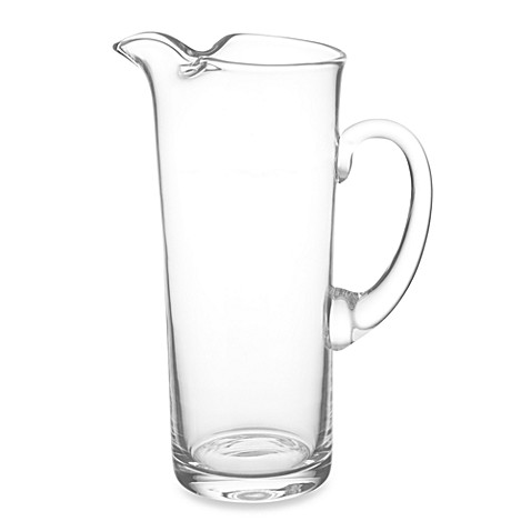 Oleg Cassini Grace 72-Ounce Water/Martini Pitcher