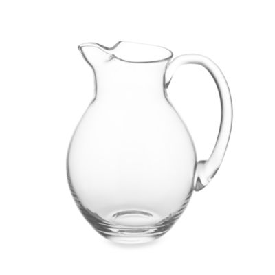 Oleg Cassini Grace 70-Ounce Belly Pitcher