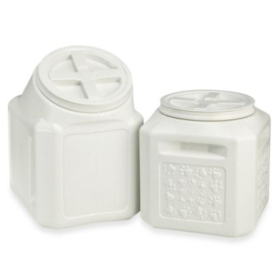 Gamma Vittles Vault Stackable 40-Pound Pet Storage Container