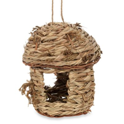 Grass TwineIndoor/Outdoor Hanging Bird Feeder