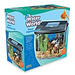 Water World™ 2-Gallon Deco-Aquarium Kit