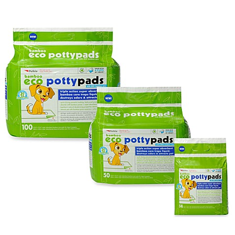 Petkin® Puppy Pottypads
