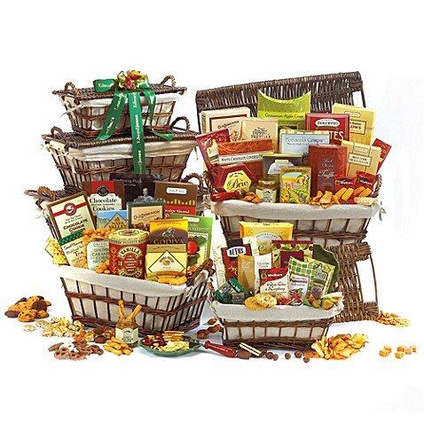 Ultimate Grand Gourmet Gift Tower