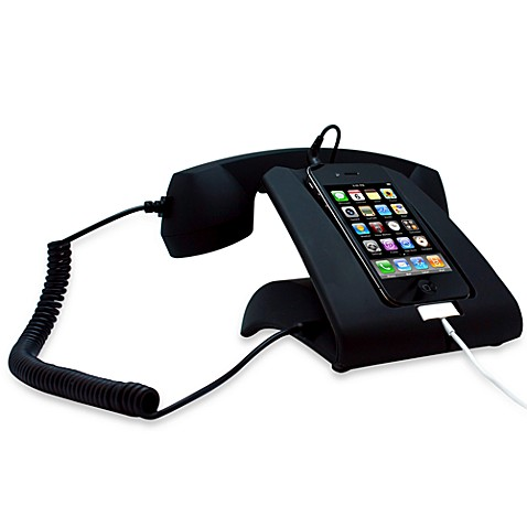 Retro Docking Handset
