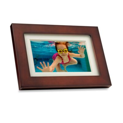 GiiNiii™ 7-Inch Digital Photo Frame (480 x 234 Resolution)