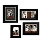 Prinz® Artisan Wyatt Black Wood Picture Frames