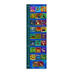 Green Leaf Art ABC Growth Chart