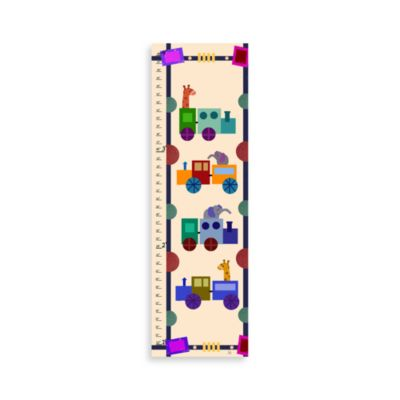 Green Leaf Art Train s Growth Chart