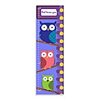 Green Leaf Art Owl Love You Growth Chart