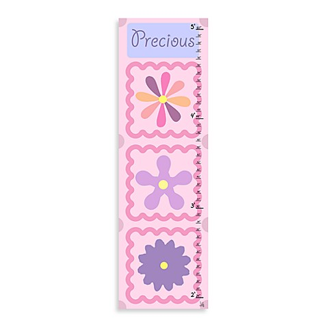 Green Leaf Art Precious Growth Chart