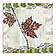 Green Leaf Art Leave Letter II Canvas Art