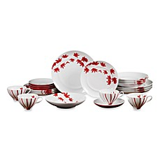 Mikasa® 20-Piece Dinnerware Set in Pure Red