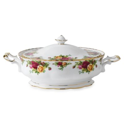 Burgundy Vegetable Bowl