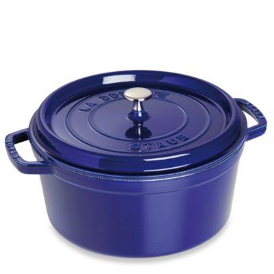 Cocotte in Dark Blue