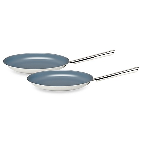Demeyere Crepe Pans with Thermolon Nonstick Coating