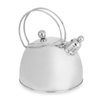 Demeyere 2.6-Quart Whistling Kettle