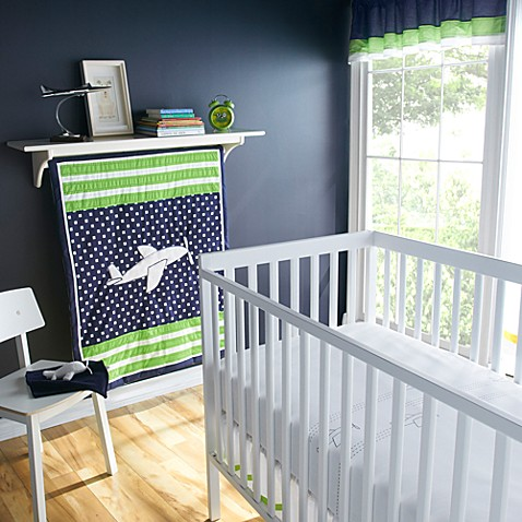 Victoria Classics Big Believers Up & Away Crib Bedding Collection