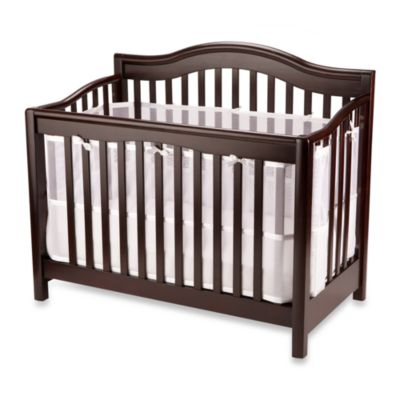 BreathableBaby® Crib Shield Full Coverage Mesh Liner