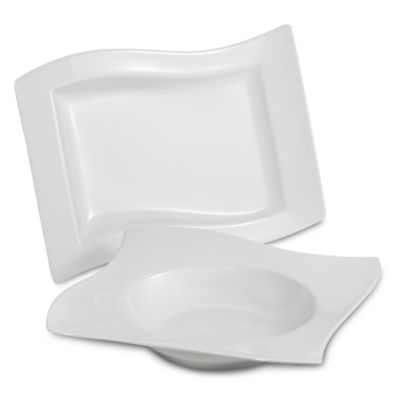 Villeroy & Boch New Wave 11-Inch Pasta Plate