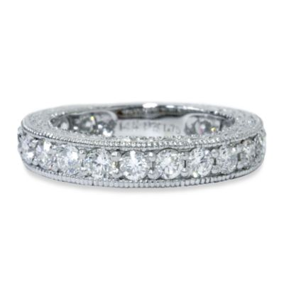 1.75 Cttw White Diamond Ring