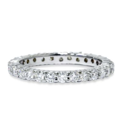 1.50 Cttw White Eternity Ring