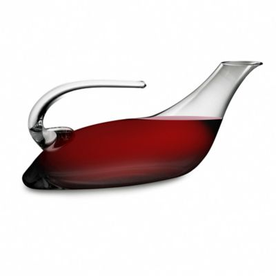Riedel® 31 3/4-Ounce Crystal Duck Decanter