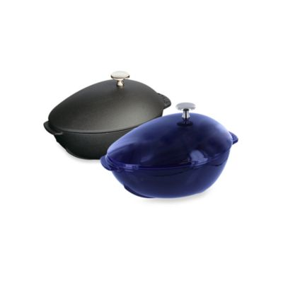 Chip Resistant Mussel Pot
