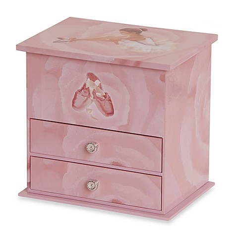 Mele & Co. Casey Girl's Musical Ballerina Jewelry Box