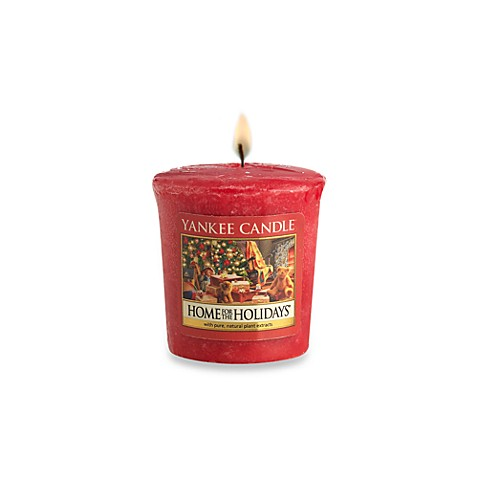 Yankee Candle® Home For The Holidays® Sampler® Votive Candle