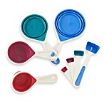 SleekStor™ Collapsible Measuring Cups and Spoons Set