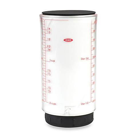 OXO Good Grips® Adjustable 2-Cup Measuring Cup