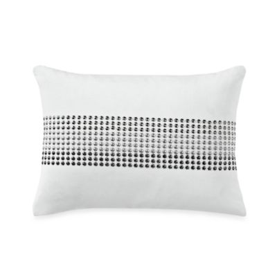Kenneth Cole Reaction Home Frost Oblong Toss Pillow