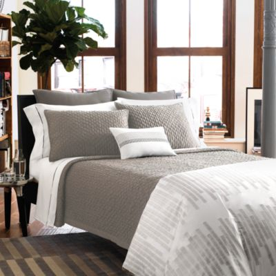 Kenneth Cole Reaction Home Frost Full/Queen Coverlet