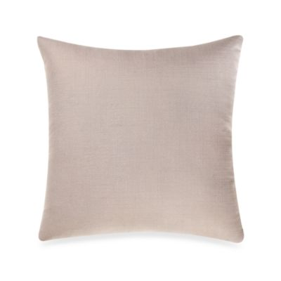 Kenneth Cole Reaction Home Frost Metallic Square Toss Pillow