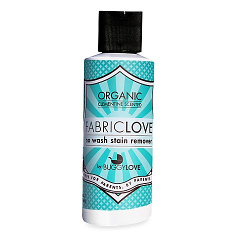 BuggyLOVE® FabricLOVE Organic No Wash Stain Remover (4-Ounce)