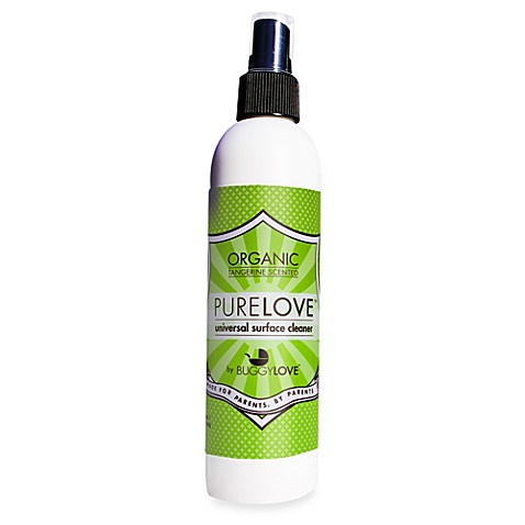BuggyLOVE® PureLOVE Organic Universal Surface Cleaner (8-Ounce)