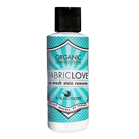 BuggyLOVE® FabricLOVE Organic No Wash Stain Remover (1-Ounce)