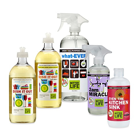 Better Life® Natural Cleaning Products