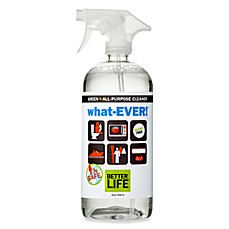 Better Life® What-EVER!™ Natural All-Purpose 32-Ounce Cleaner in Unscented