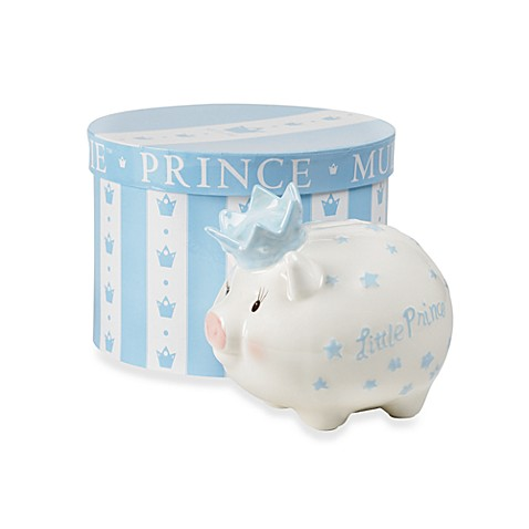 Mud Pie® Little Prince Bank