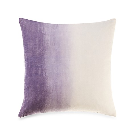Kenneth Cole Reaction® Home Rain Velvet Square Toss Pillow