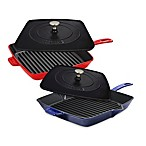 Staub 12-Inch Grill Pan and Press Combos