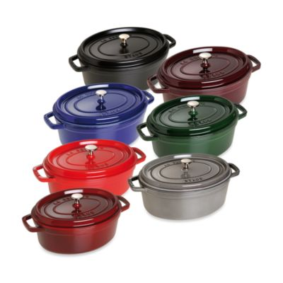 Chip Resistant Oval Cocotte