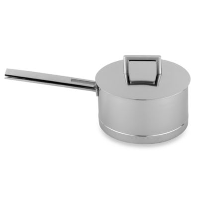 Demeyere John Pawson 1.1-Quart Saucepan with Lid