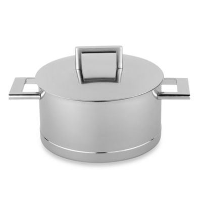 Demeyere 2.3-Quart John Pawson Dutch Oven with Lid